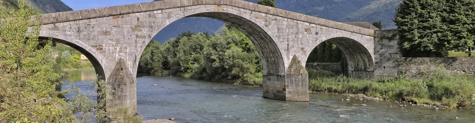 Ponte di Ganda a Morbegno