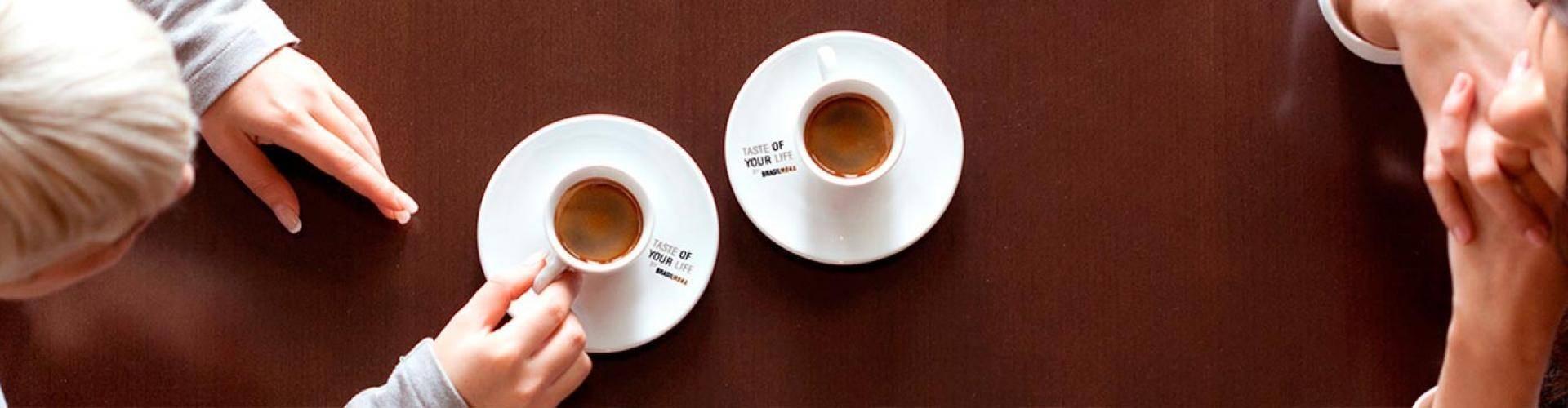 Brasilmoka caffè in Valtellina