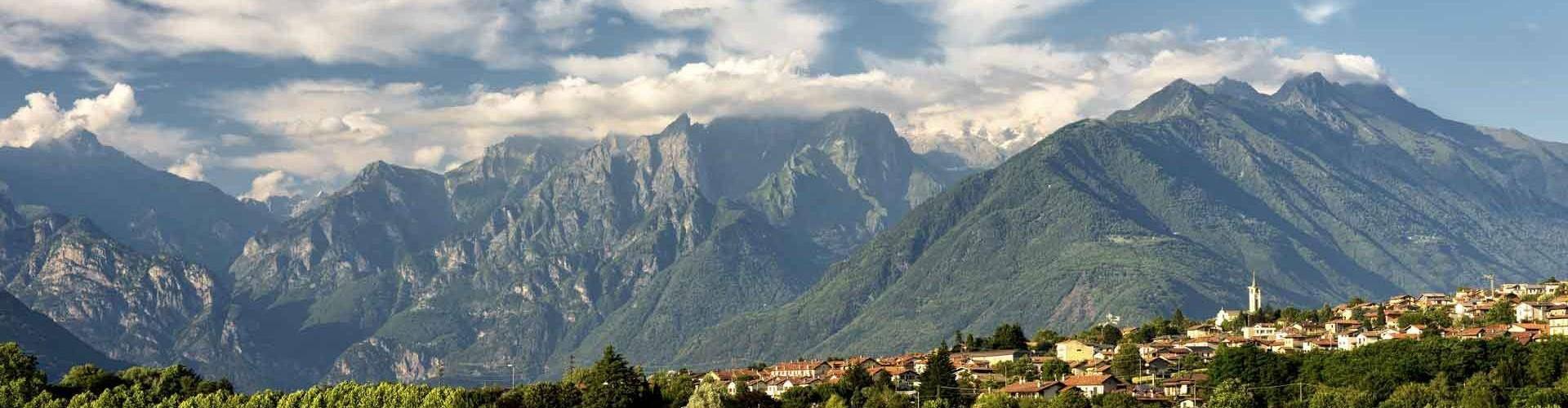 Il sentiero Valtellina: in bici lungo l'Adda
