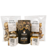 Box degustazione funghi - Scherini