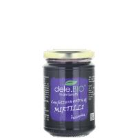Confettura extra BIO di mirtilli